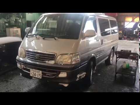 Toyota Hiace KZH106G 1KZ №0820246