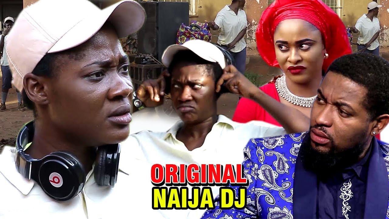 Download ORIGINAL NAIJA DJ SEASON 3 - (NEW MOVIE) MERCY JOHNSON 2019 LATEST NIGERIAN NOLLYWOOD MOVIE |FULL HD