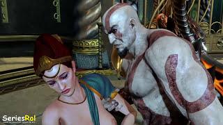 God of War 3 PS4 Afrodita (sexo) El Tartaro | SeriesRol