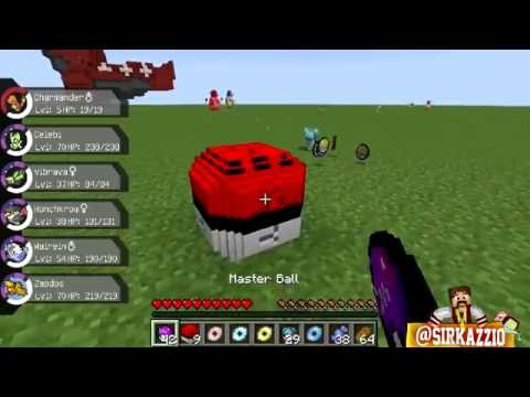 Minecraft: LUCKY PIXELMON - ZAPDOS SHINY?! SUPER CELEBI ÉPICO!!