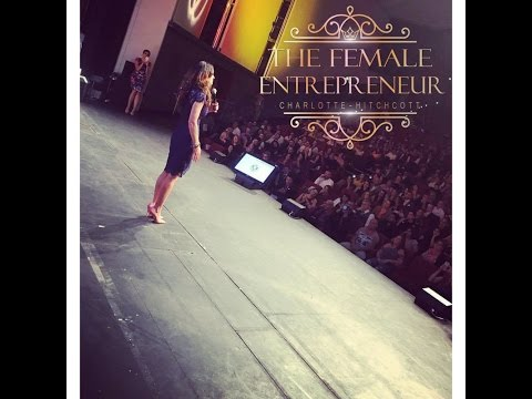 The Female Entrepreneur Business Presentation 2017