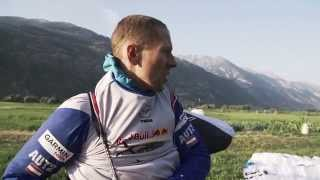 Red Bull X-Alps 2015: Gerald Gold (AUT2) uses Led Lenser Night Pass to avoid elimination