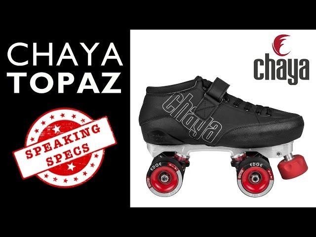 Chaya Topaz Roller Derby Skate - CHAYA SPEAKING SPECS