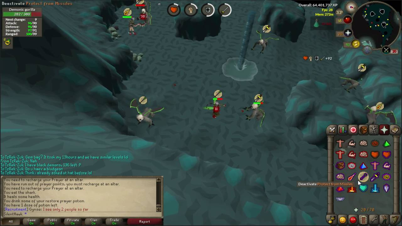 Zenyte Gem Osrs Two of them are fought during monkey madness ii, in the penultimate stage of the fight. win liceopatti it