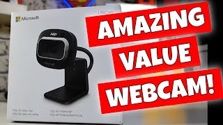 BEST BARGAIN HD Webcam For Skype Zoom MS Teams Microsoft Lifecam 3000