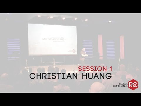 Rescue Conference 2016 - Session 1