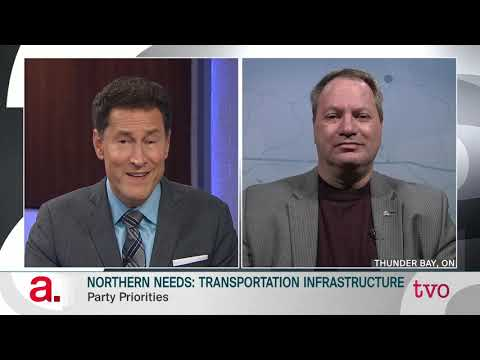 Northern Needs: Transportation Infrastructure