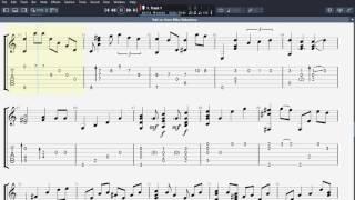 [Guitar Tablature] Yuki No Hana - Mika Nakashima