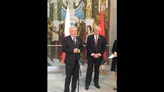 Маршал Сената Польшчы Станіслаў Карчэўскі thumbnail