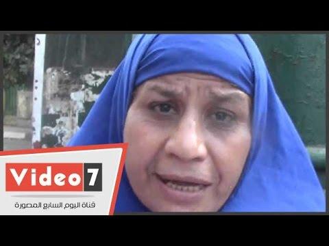 اليوم السابع : بالفيديو.. مواطنة تطالب وزير الصحة بالعلاج على نفقة الدولة