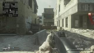 Call of Duty : Modern Warfare Remastered - Winter Crash vs Original (Comparison)