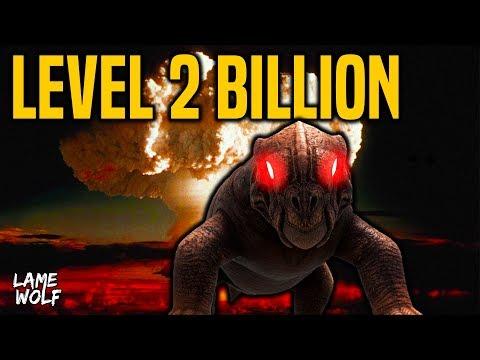 LEVEL 2 BILLION UNKILLABLE BEAST - ARK Skits