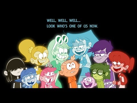 Loud House family members with super powers