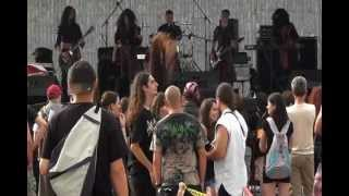Concert WARCHANT, 06th of July 2012, SamFest Rock Festival, Satu Mare, Romania
