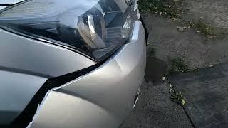Ховер h3 new turbo. Замена подфарного крепления переднего бампера