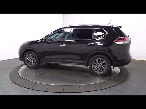 2016 Nissan Rogue Hillside, Newark, Union, Elizabeth, Springfield, NJ 190597AAA