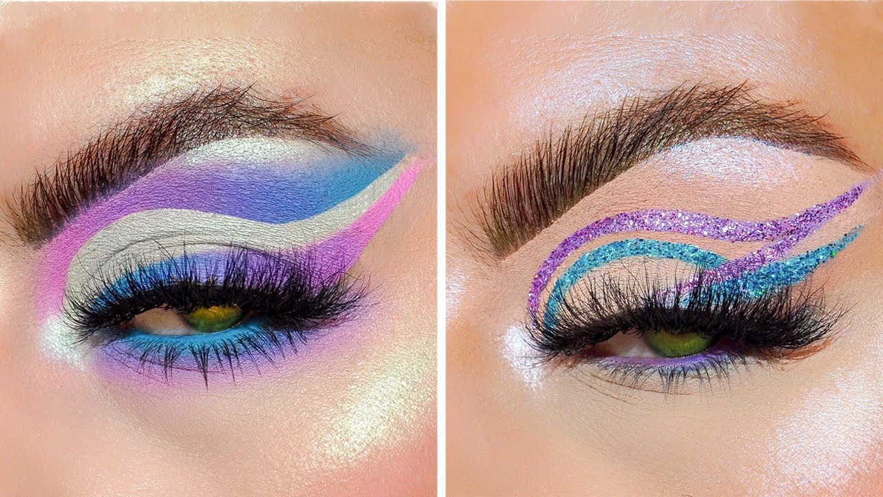 24+ Top Amazing Eyes Makeup Looks And Tutorials By Nail Tube | Compilation Plus