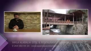 YAYLA ALABALIK OTEL & RESTAURANT - SAKARYA SAPANCA KONAKLAMA