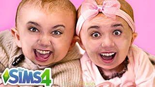 É MENINA OU MENINO?? - The Sims 4 | Malena0202