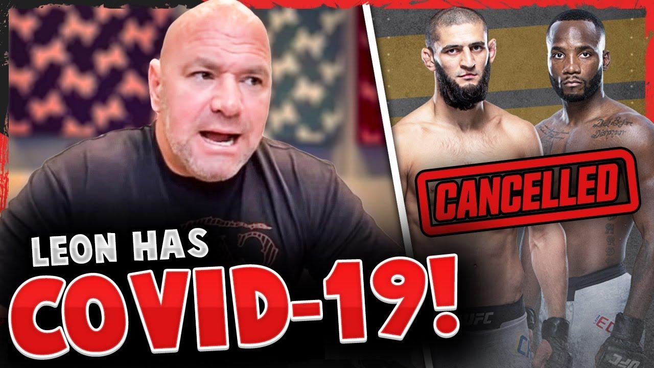 BREAKING! Khamzat Chimaev vs Leon Edwards CANCELLED! Dana White on meeting with Khabib Nurmagomedov