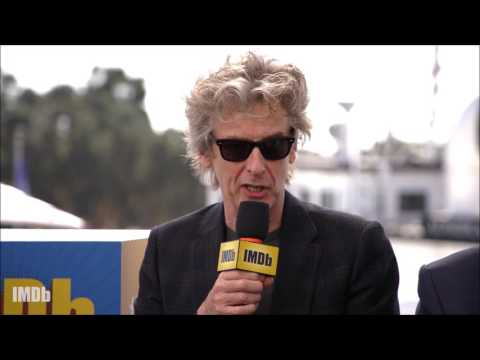 Doctor Who  Peter Capaldi & Steven Moffat Talk About The First Female Doctor