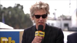 Doctor Who - Peter Capaldi & Steven Moffat Talk About The First Female Doctor