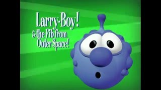 Opening to VeggieTales: Larry-Boy! & the Fib from Outer Space! 2004 DVD