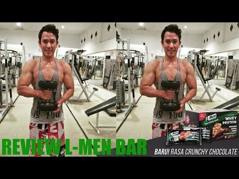 review snack bar product l men