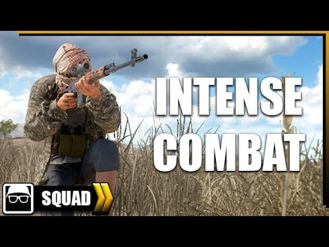INTENSE COMBAT | Squad gameplay FR