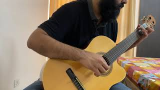 You Are My Sunshine - Jimmie Davis (Classical Guitar)