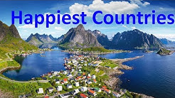 The 10 Happiest Countries To Live In The World - Seen as the World's Safest Countries