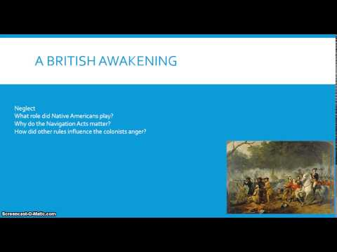 Life before and after the French and Indian Wars (Seven Year War)