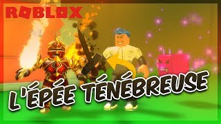 L'EPEE TENEBREUSE EST A MOI ! Roblox Slaying Simulator