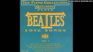 And I Love Her - Beatles piano instrumental