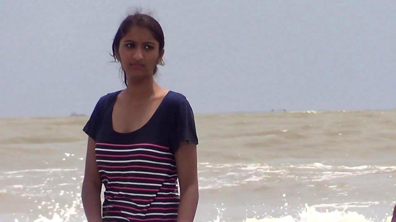 Sea Bathing In The Longest Sea Beach- Cox\'s Bazar, Bangladesh - YouTube