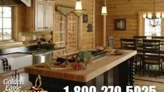 Luxury Log Home & Cabin Kitchens