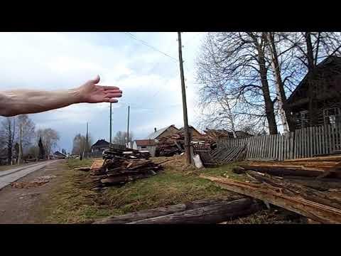 Омутнинск. Столетний хлам из центра города перекочевал на улицу Коковихина