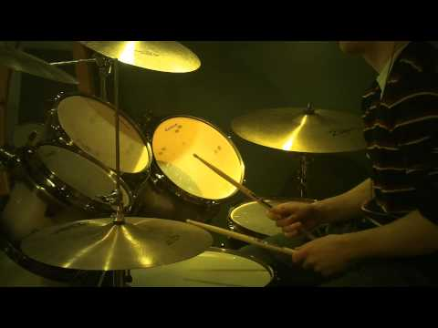 Stand Up Drum Cover - The Prodigy - 1080p HD