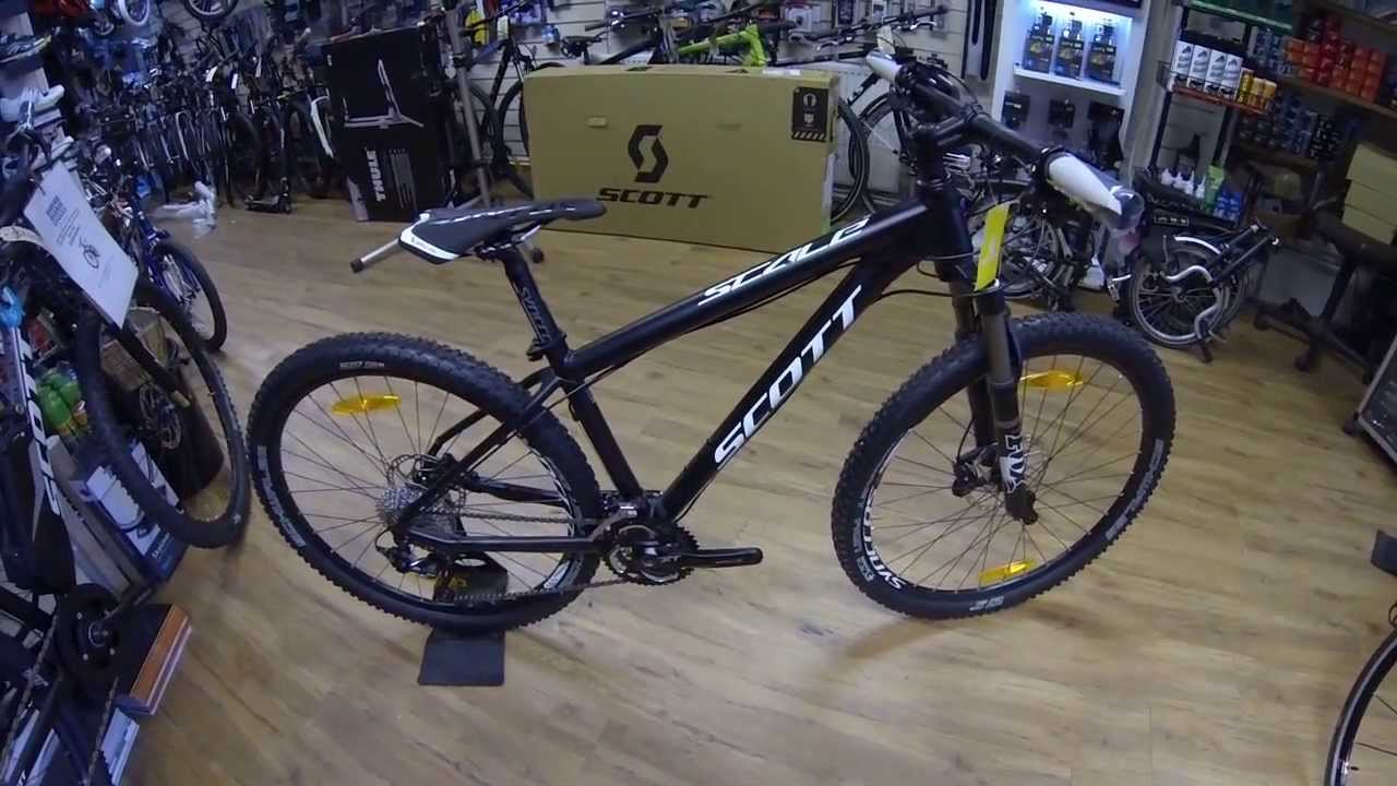"""SCOTT SCALE 940 - 29"""" MTB Frame - 2016 - Bike24"""