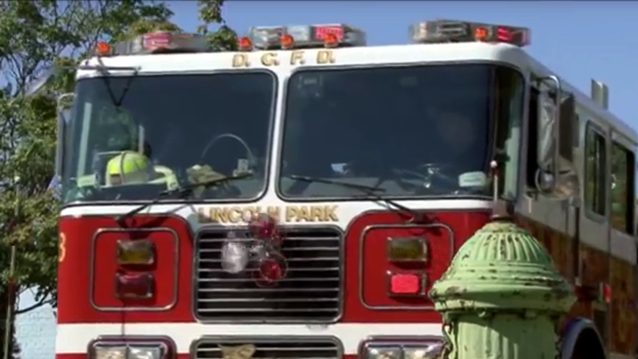fire truck police car and ambulance for children emergency vehicle videos for kids