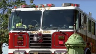 Fire Truck, Police Car, Ambulance for Children | Emergency Vehicles for Kids | Twenty Trucks Channel