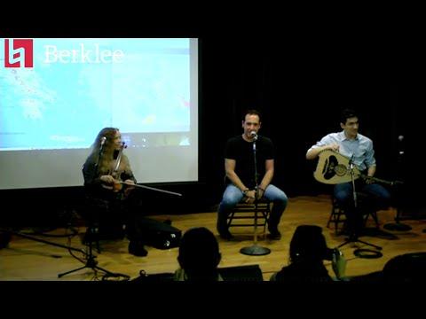Lalezas berklee 2016 seminar Greek vocal and technics.