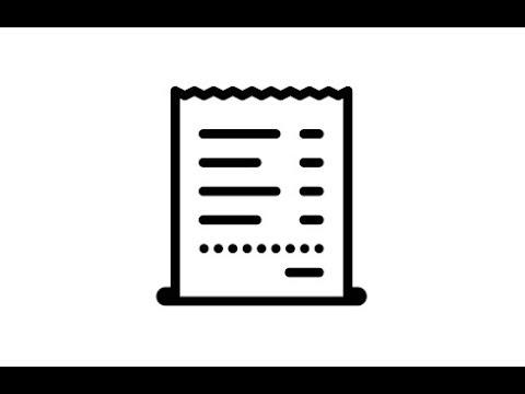 Программа для товарных чеков