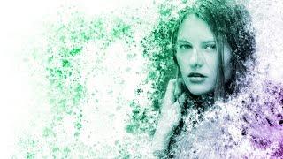 Paint Splatter Effect - Affinity Photo Tutorial