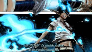 Repeat youtube video Ao no exorcist- In my World (Español)