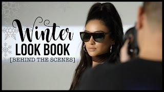 Winter Lookbook | Behind the Scenes