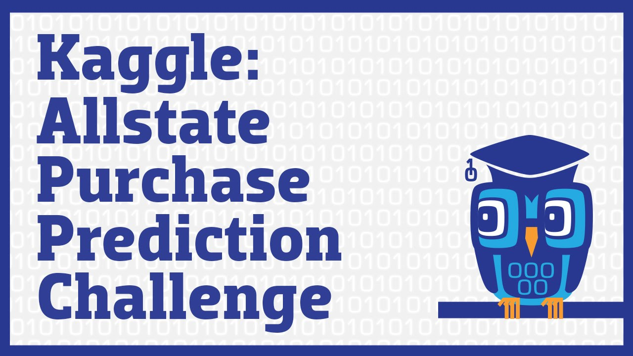 My first Kaggle competition: Allstate Purchase Prediction Challenge