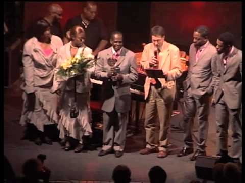 Johnny Thompson and Louis Armstrong Memorial Award 2010