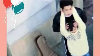 Hug  ::  Dylan Wang & Shen Yue