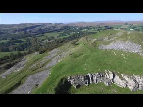 Morlais Castle - Merthyr Tydfil